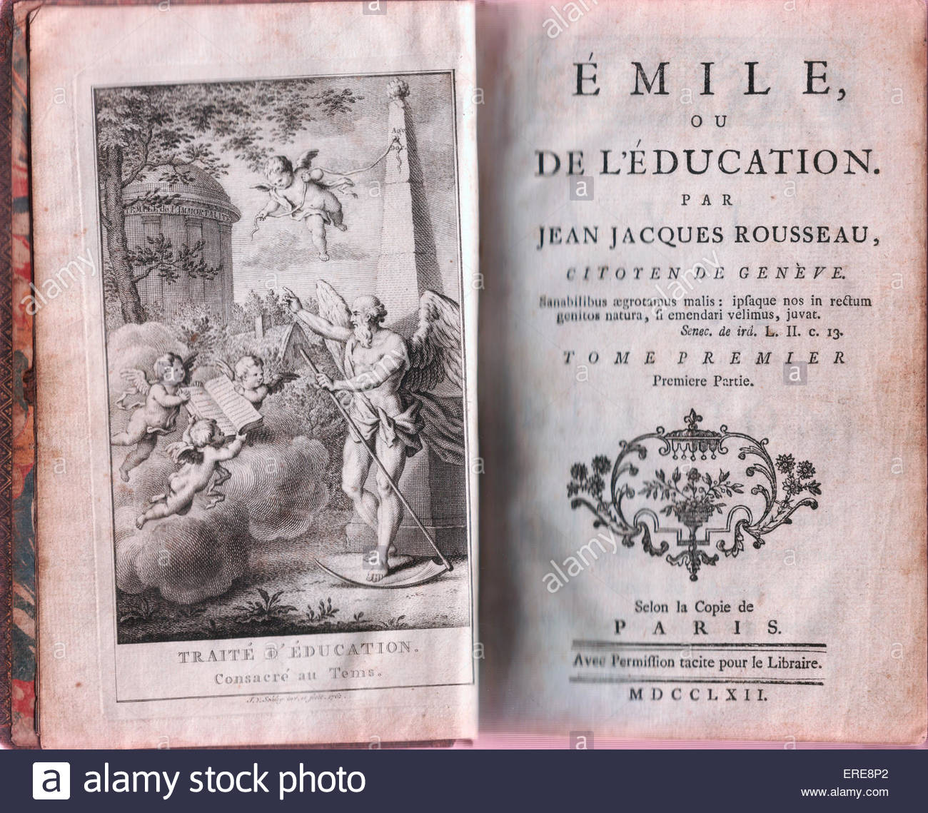 emile-or-on-education-by-jean-jacques-rousseau-french-philosopher-ERE8P2.jpg