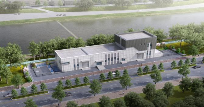 [상하수도사업소]도시침수예방에 495억원 투입(빗물펌프장 조감도).jpg